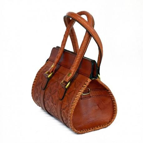 Sac à main cuir martelé- Preetha bag S